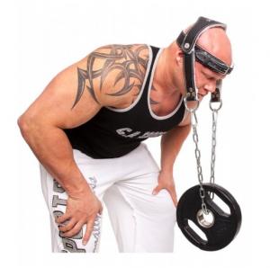 Kopf und Nackentrainer gepolstert und komfortabel