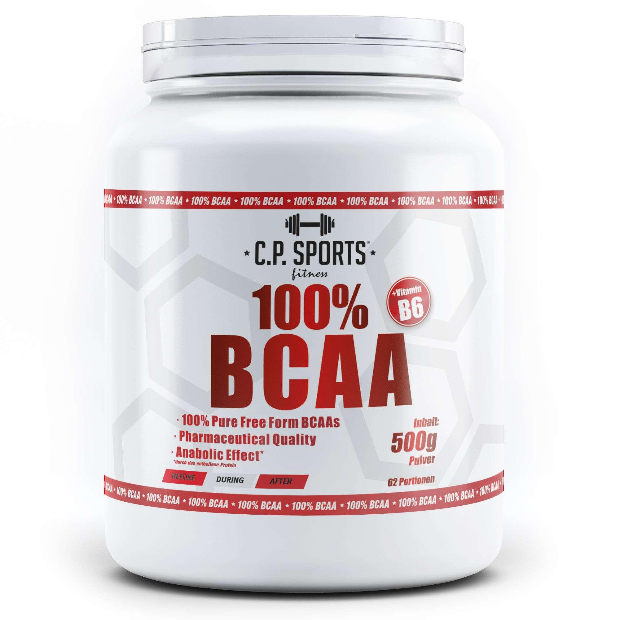 Bcaa Mit Vitamin B6 Nahrungsergänzung